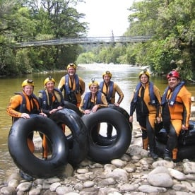 Nile River Rafting Group