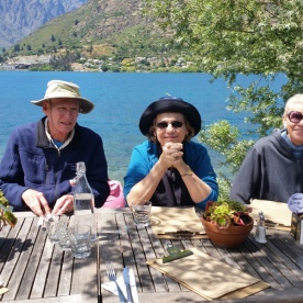 Queenstown Lakeside Lunch