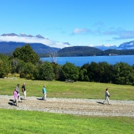 lake manapouri walking