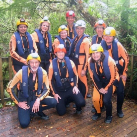 nile river caving group