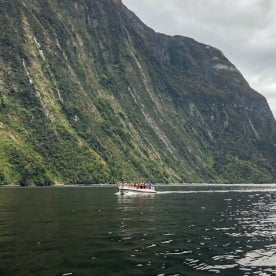 Milford Sound, Fiordland New Zealand
