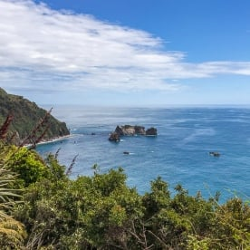 Knights Point Lookout, West Coast New Zealand