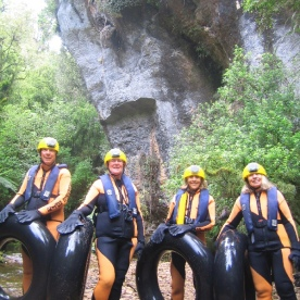 nile river caving