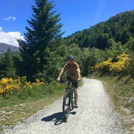 Cycling Tour at Queenstown