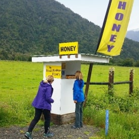 world heritage honey shop