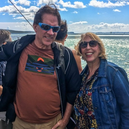 Boat Tour from Auckland to Waiheke Island, New Zealand