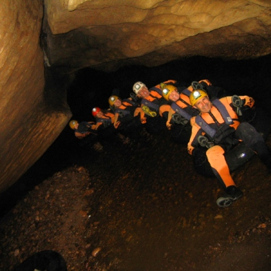 nile river caving experience