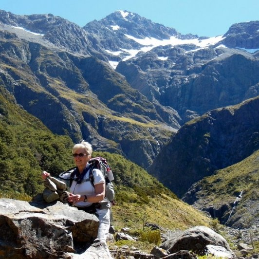 Arthurs Pass Guided Hiking