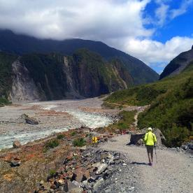 Hiking the Fox Glacier