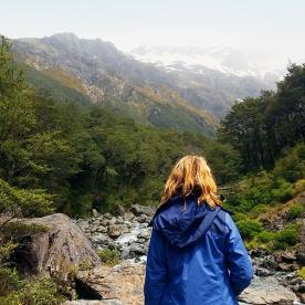 Arthurs Pass National Park Hiking