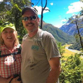 Walking the Routeburn Track