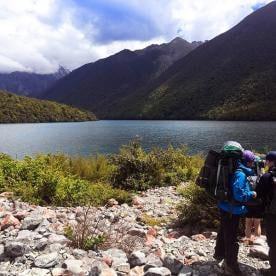 Nelson Lakes National Park Hiking
