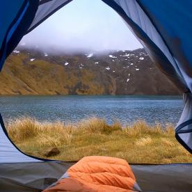 Nelson Lakes National Park Camping