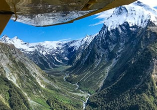 pure south flight into siberia valley