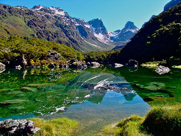 Hiking the Routeburn Track - New Zealand Trails